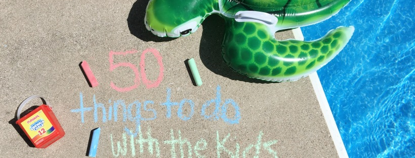 50 things to do with the kids you babysit callie rhys a tapestry of me
