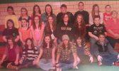 Circa 6th grade.